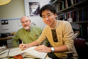 peiyuan mao 11 performed radio astronomy research with lyle hoffman professor of physics. Black Bedroom Furniture Sets. Home Design Ideas