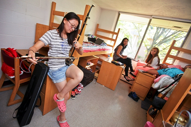 class of 2016 orientation in pictures news lafayette college. Black Bedroom Furniture Sets. Home Design Ideas