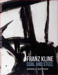 media features franz kline exhibit curated by professor. Black Bedroom Furniture Sets. Home Design Ideas