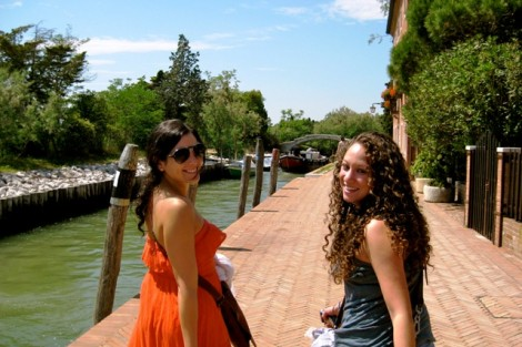 Students studied Italian art history and culture during an interim course in Venice, Florence, and Rome.