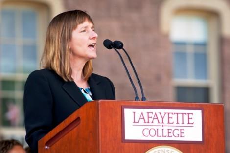 President Alison Byerly explains the vision for the new program.