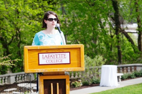 Graduating McKelvy Scholar Margaret Abelkop '14 discusses her time in the house.