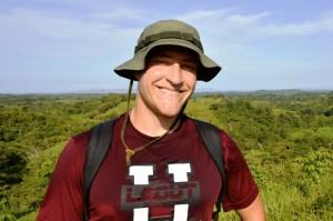 Wesly Von Dassow '14 in Panama