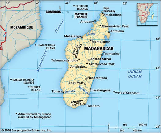 Located 300 miles off the coast of Mozambique, Africa, Madagascar is among the poorest countries in the world. Lafayette students are working with Lycee Andohalo public high school in the Malagasy capital of Antananarivo.