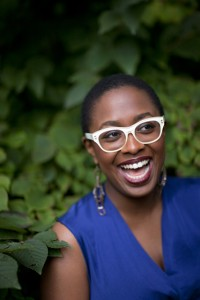 Cecile McLorin Salvant, photo by Joh Abbott