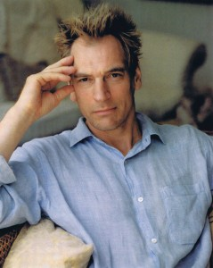 "Julian Sands in ""A Celebration of Harold Pinter"""