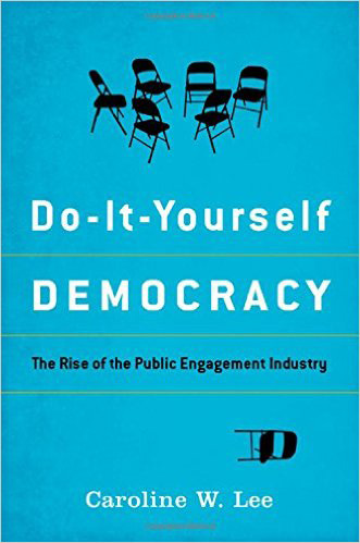 """Do-it-Yourself Democracy"" by Caroline Lee"