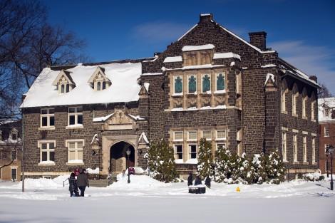 Hogg Hall
