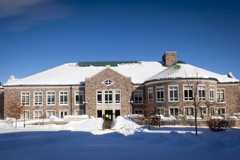Farinon Student Center