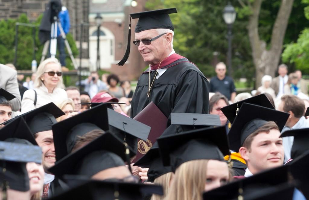 Lafayette Graduation