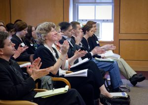 The Max Kade Center hosted an Undergraduate Research Conference in German Studies in 2012.