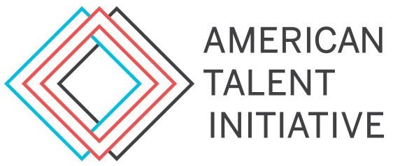 The logo of the American Talent Initiative