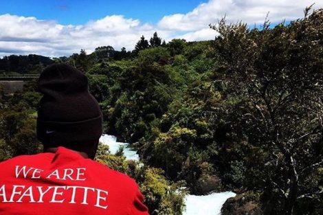 Rotokawa, New Zealand. Submitted by Draeland James '17