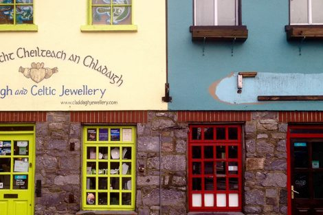 Galway, Ireland. Submitted by Kelly McGrail '18.