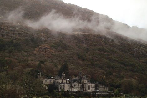 Kylemore Abbey, Ireland. Submitted by Kelly McGrail '18
