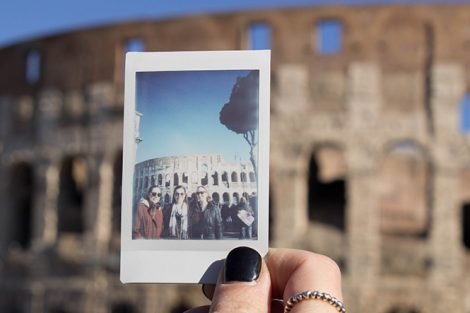 The Colosseum in Rome. Submitted by Sadie Lebow '17