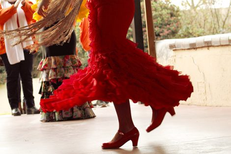 A flamenco show in Madrid. Submitted by Jessica Ackendorf '19
