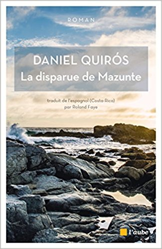 The cover of the book Mazunte by Daniel Quiros