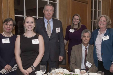 Lafayette celebrated its 13th Scholarship Recognition Dinner on Feb. 23, uniting donors with the students who benefit from their philanthropy.