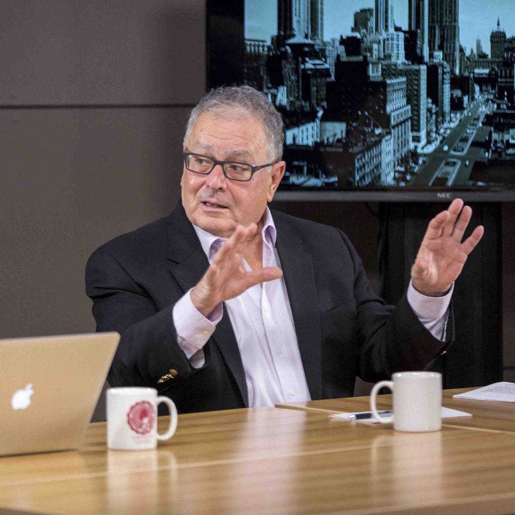 History professor Don Miller