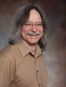 Math professor Lorenzo Traldi