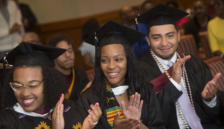 Posse graduates
