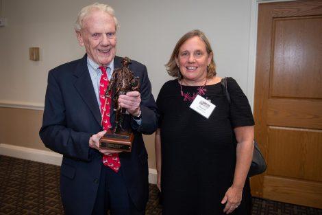 Kenneth Sweet '54 and Elizabeth Sweet
