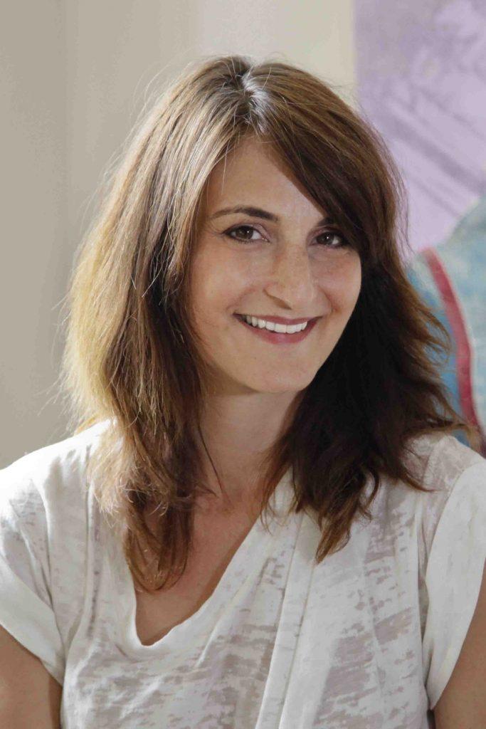 Author and visiting English professor Jennifer Gilmore