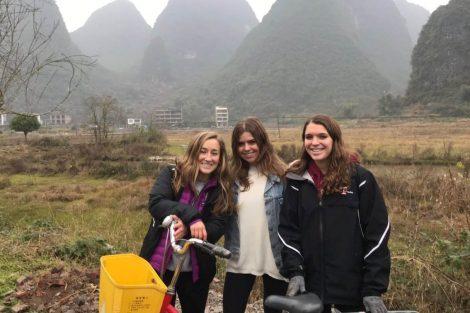 China interim trip