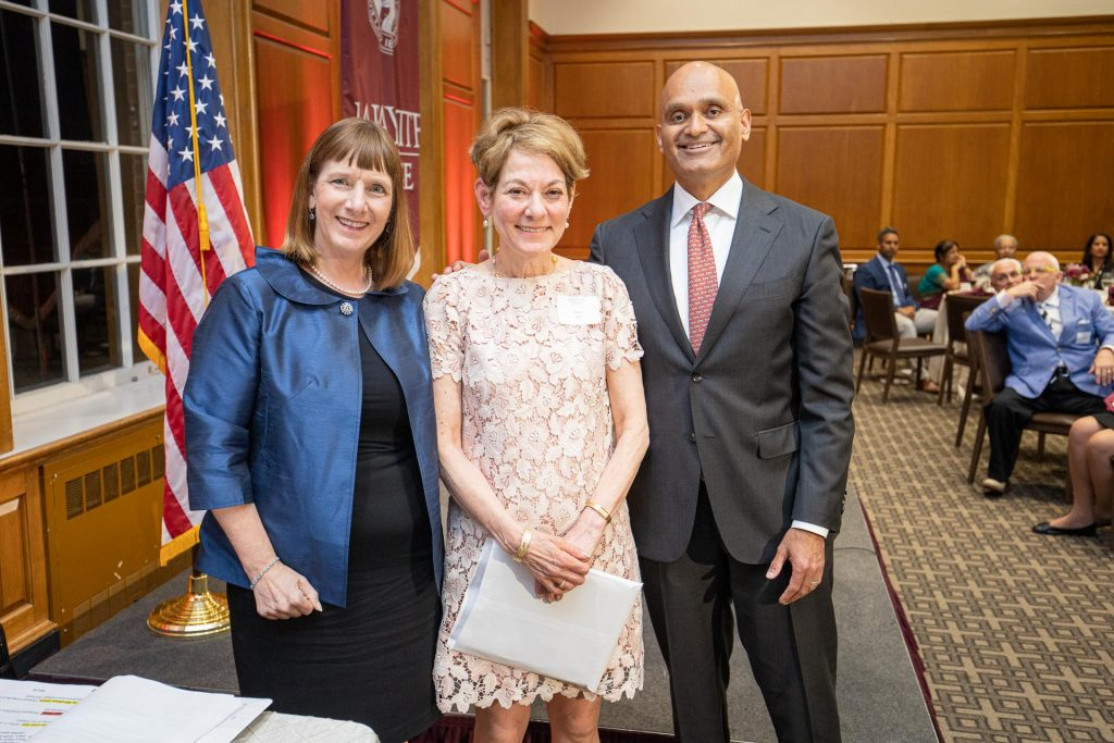 Alison Byerly, Diane Cole Ahl, and Abu Rizvi