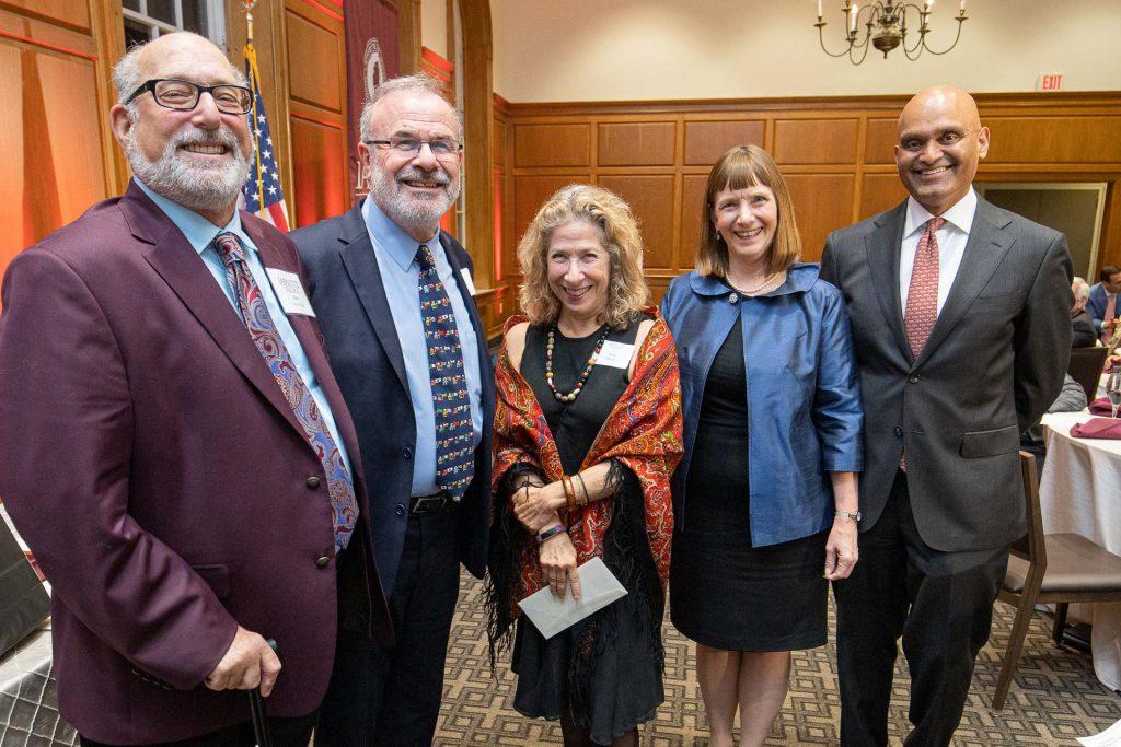Bob Weiner, Ilan Peleg, Susan Basow, Alison Byerly, and Abu Rizvi