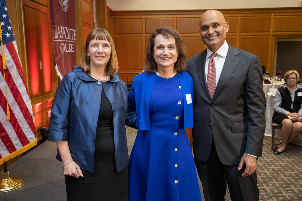 Alison Byerly, Ida Sinkevic, and Abu Rizvi
