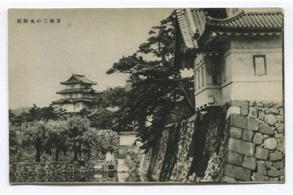 Imperial Palace Ninomaru Neighborhood 宮城二の丸付近