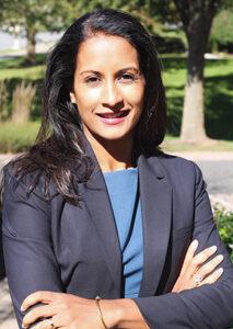 Tanuja Majumdar Dehne '93