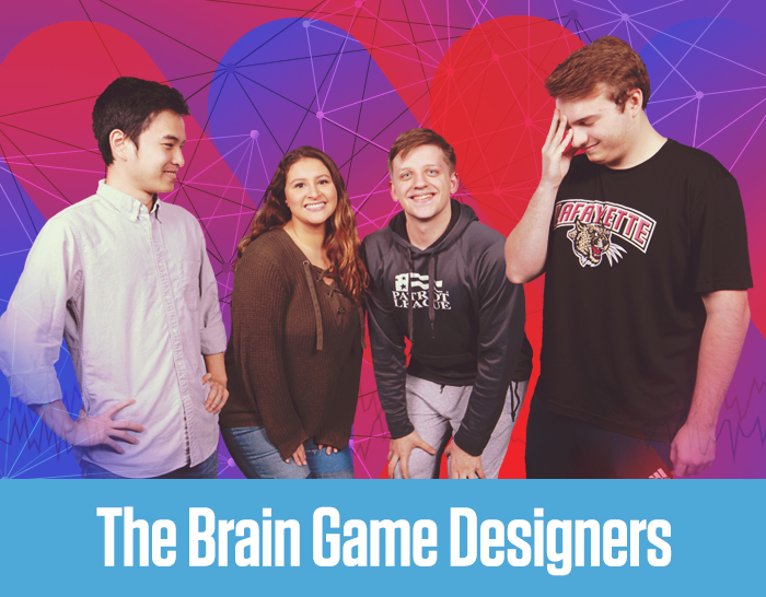 The Brain Game Designers