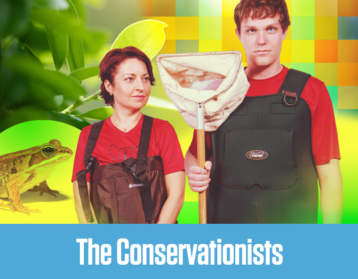 The Conservationists