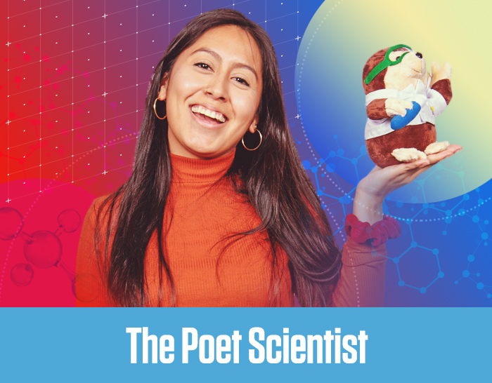 The Poet Scientist