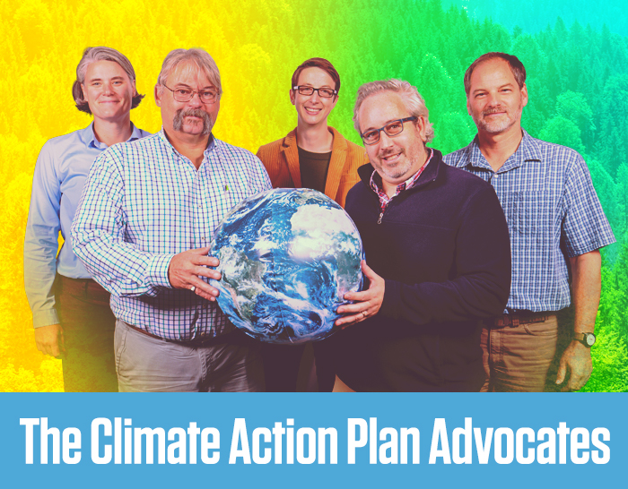 The Climate Action Plan advocates