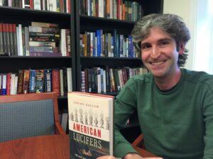 Jeremy Zallen, history, American Lucifers