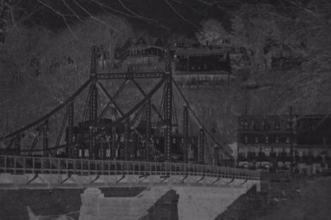 Image of Free Bridge in Easton