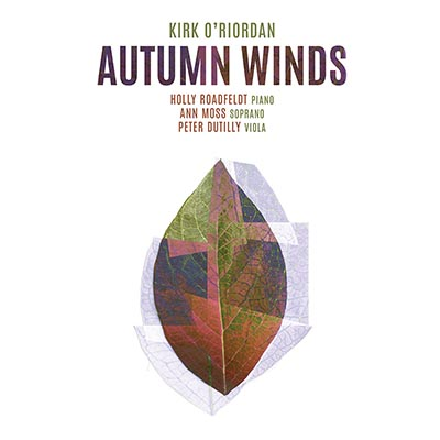 Cover graphic for album Autumn Winds