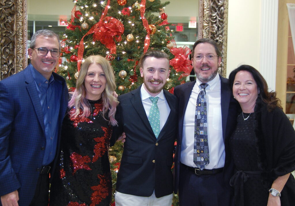 Almo holiday party