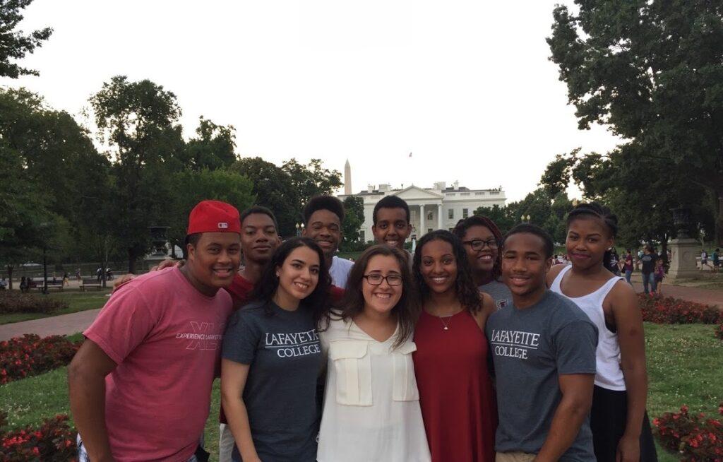 Members of D.C. Posse 11