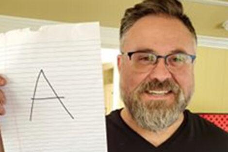 Professor Rob Blunt