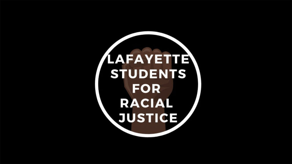 Lafayette Students for Racial Justice logo