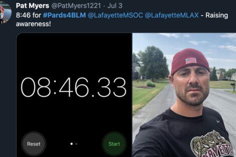 Pat Myers workout