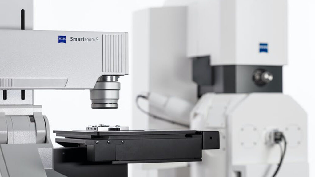 scanning electron microcscope
