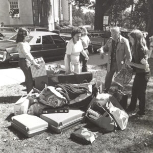 September 1970 move-in