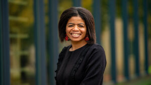 Tracie Addy, director of the Center for the Integration of Teaching, Learning, and Service at Lafayette College
