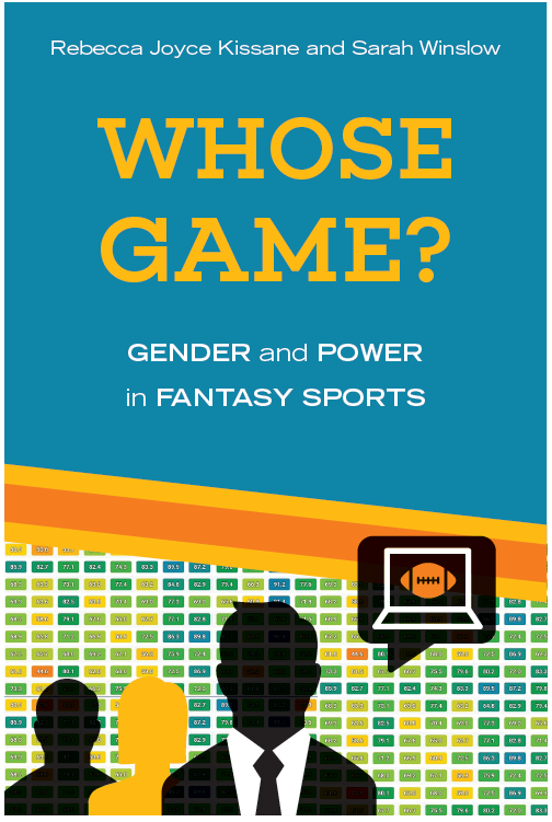 Rebecca Kissane's book, Whose Game?